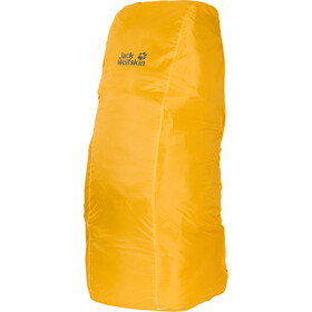 Jack Wolfskin 2in1 Transport Cover 65-85l burly yellow XT